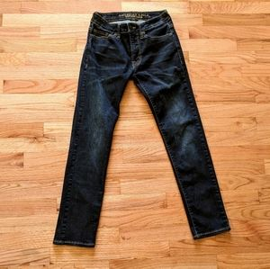 American Eagle Outfitters Dark Extreme Flex Jeans